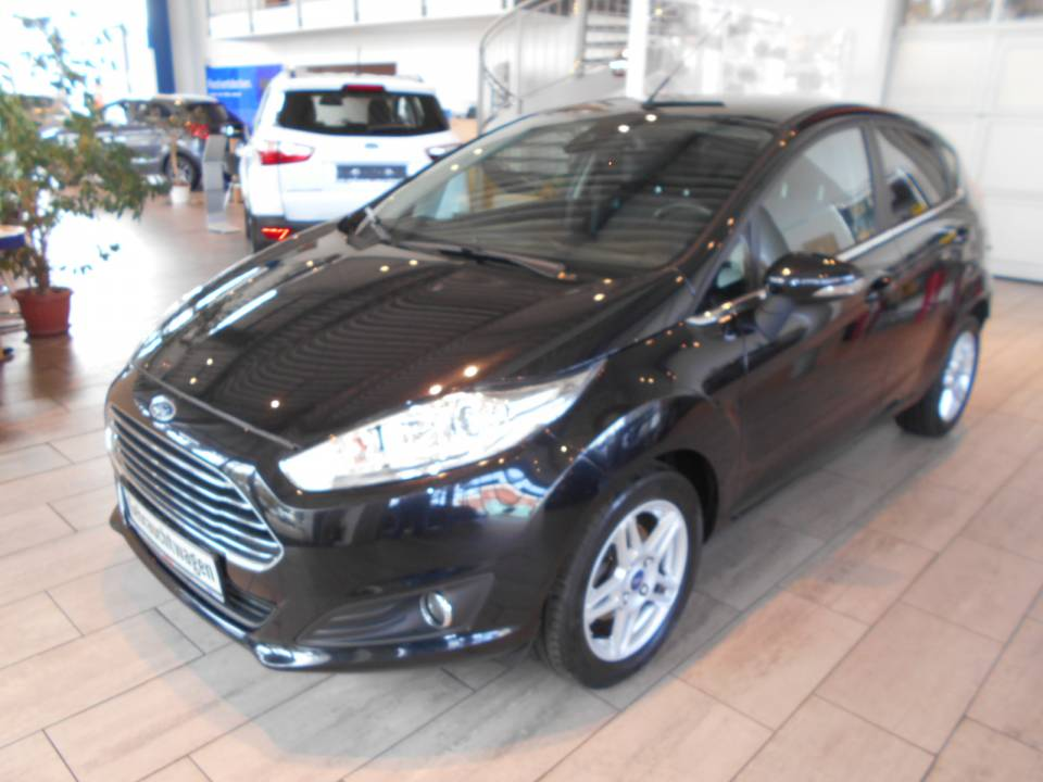 Ford Fiesta | Bj.2013 | 81122km | 7.980 €