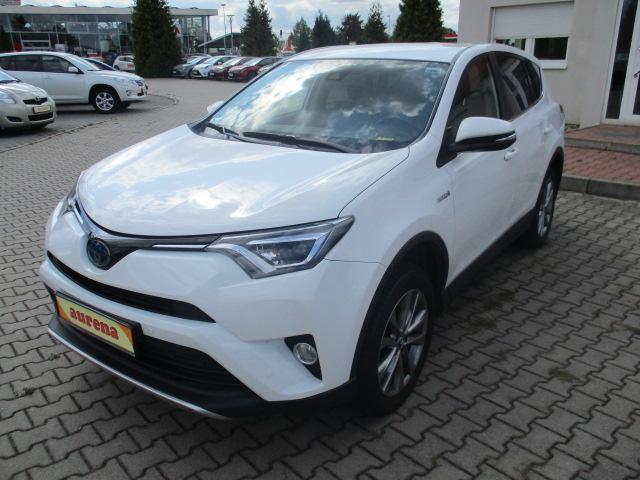 Toyota RAV 4 Hybrid | Bj.2016 | 26925km | 27.950 €