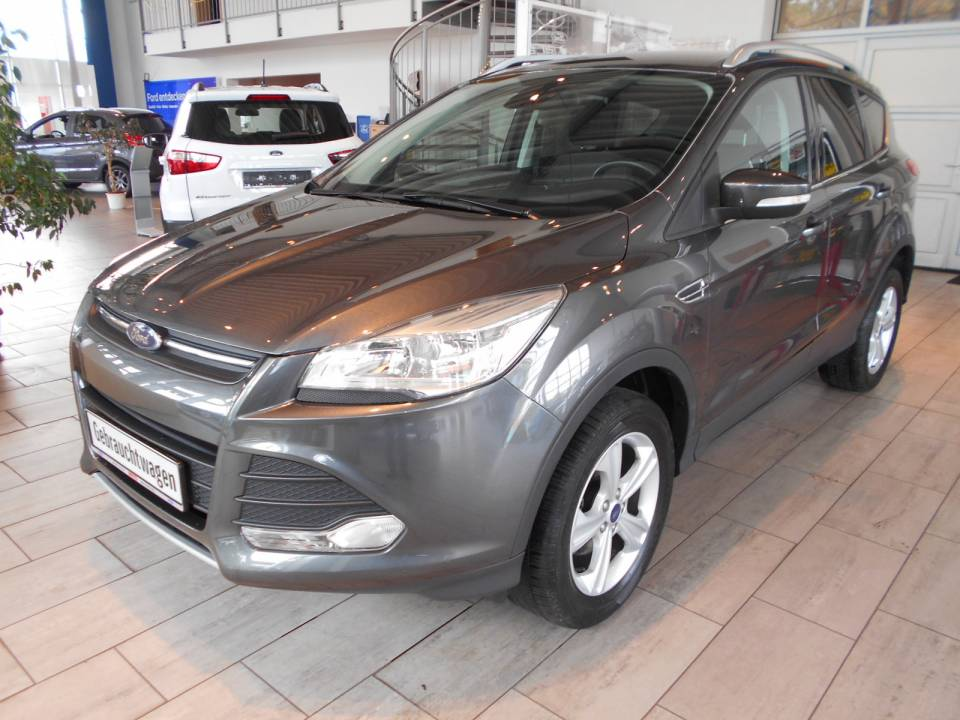 Ford Kuga | Bj.2015 | 52339km | 16.780 €