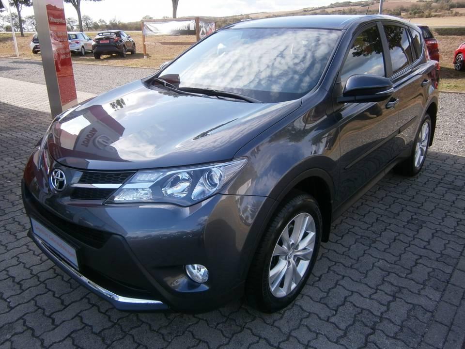 Toyota RAV4 | Bj.2013 | 48433km | 17.490 €