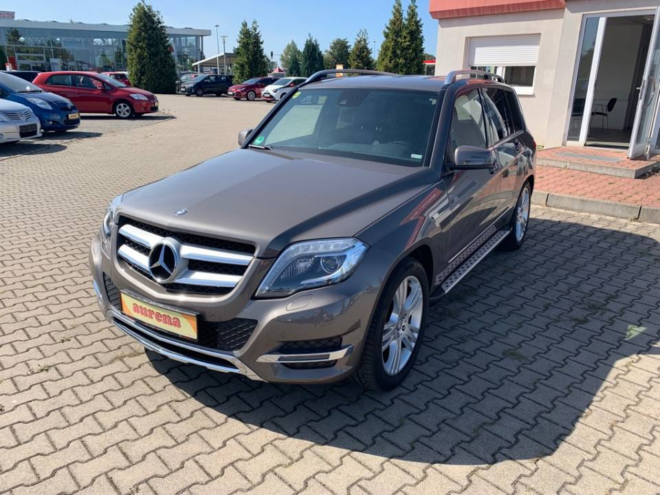 Mercedes-Benz GLK 250 | Bj.2014 | 60085km | 26.995 €