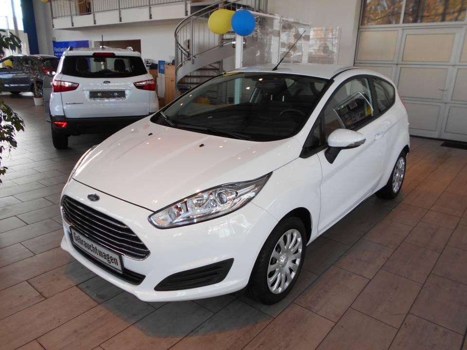 Ford Fiesta | Bj.2015 | 27252km | 8.450 €