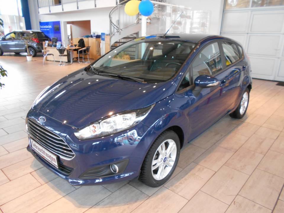 Ford Fiesta | Bj.2015 | 50099km | 8.990 €