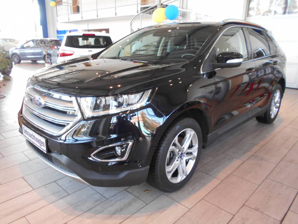Ford Edge | Bj.2016 | 40982km | 29.750 €