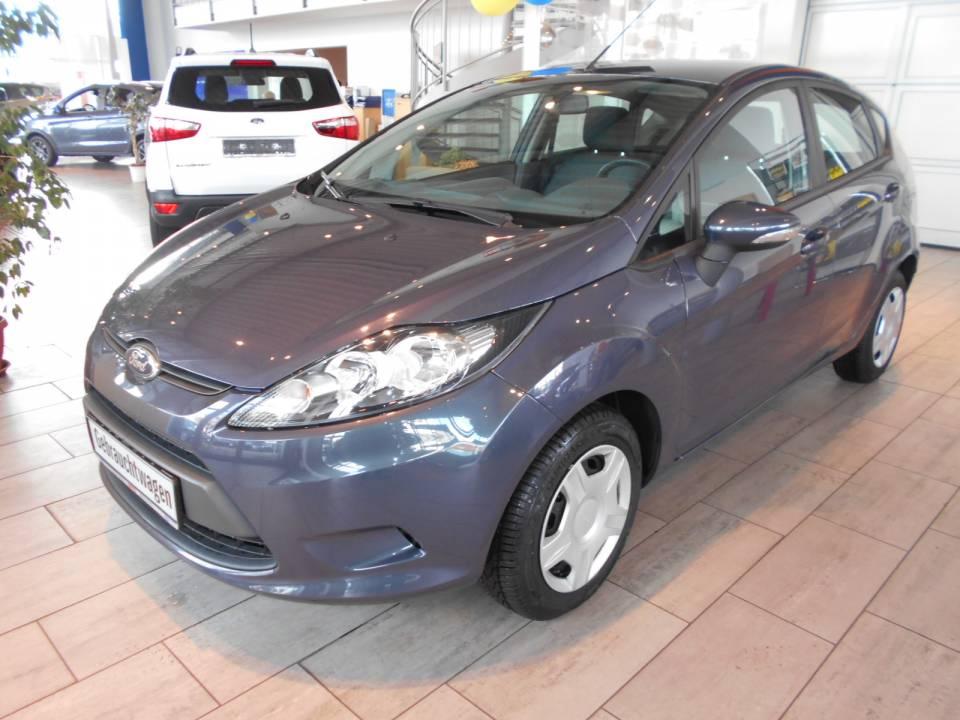 Ford Fiesta | Bj.2011 | 57459km | 5.850 €
