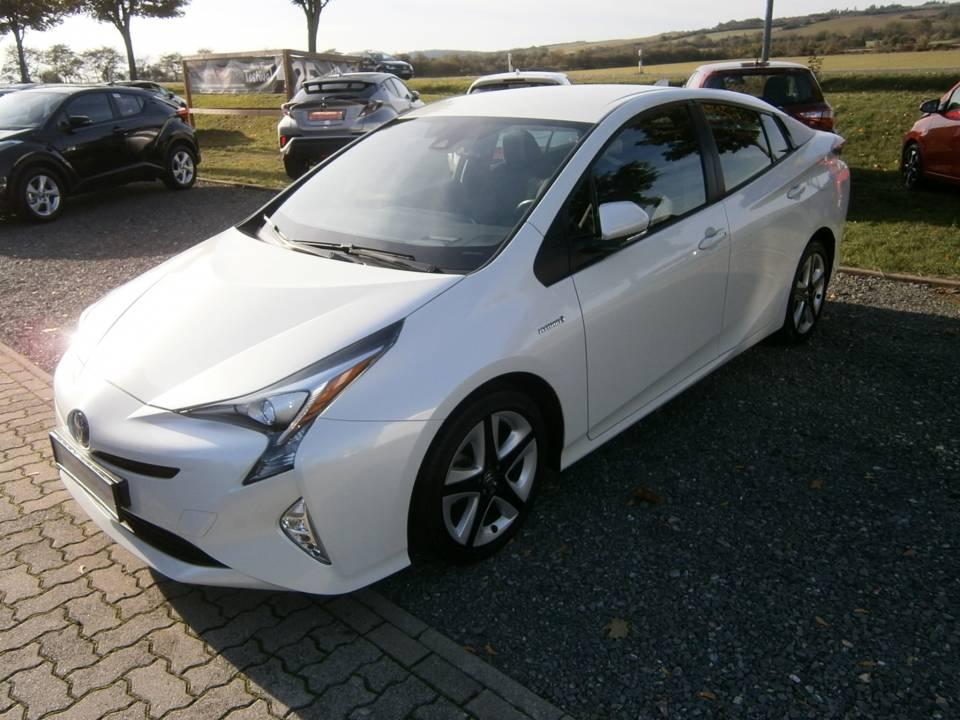 Toyota Prius Hybrid | Bj.2016 | 50662km | 17.250 €