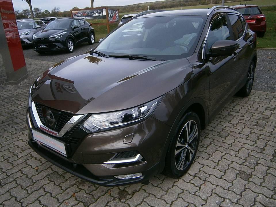 Nissan Qashqai | Bj.2017 | 19200km | 18.990 €