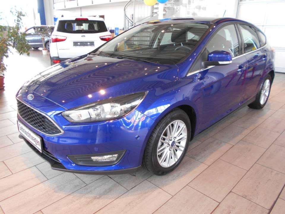 Ford Focus | Bj.2018 | 2295km | 16.280 €