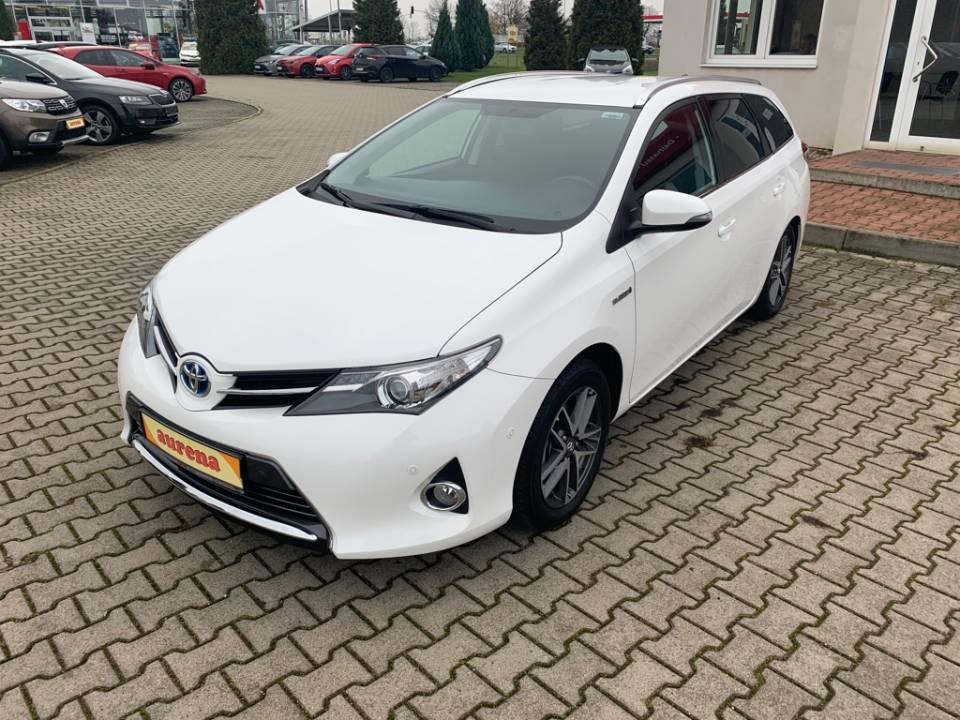 Toyota Auris TS Hybrid | Bj.2015 | 35722km | 16.690 €