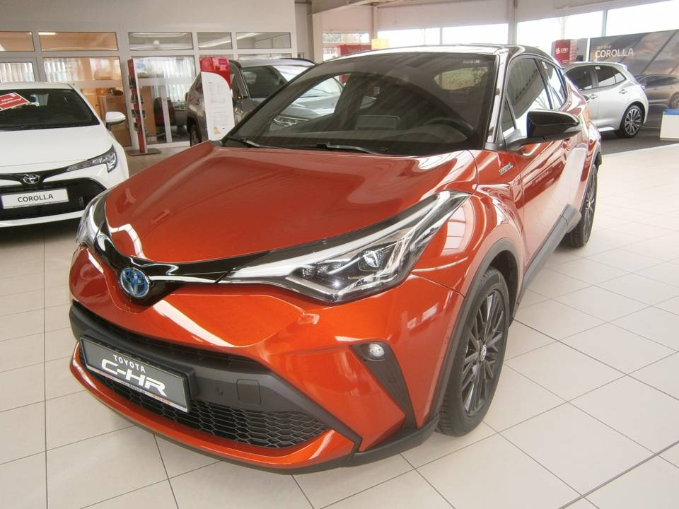 Toyota C-HR Hybrid | Bj.2019 | 1493km | 35.160 €