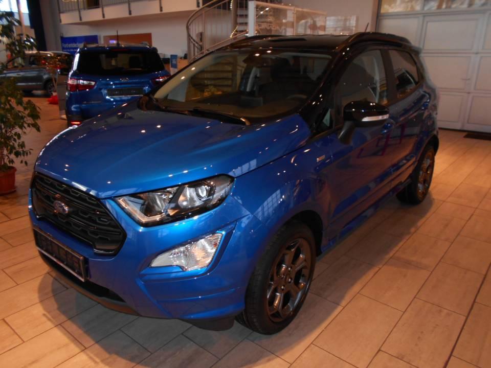 Ford | EcoSport  20.240,00 €