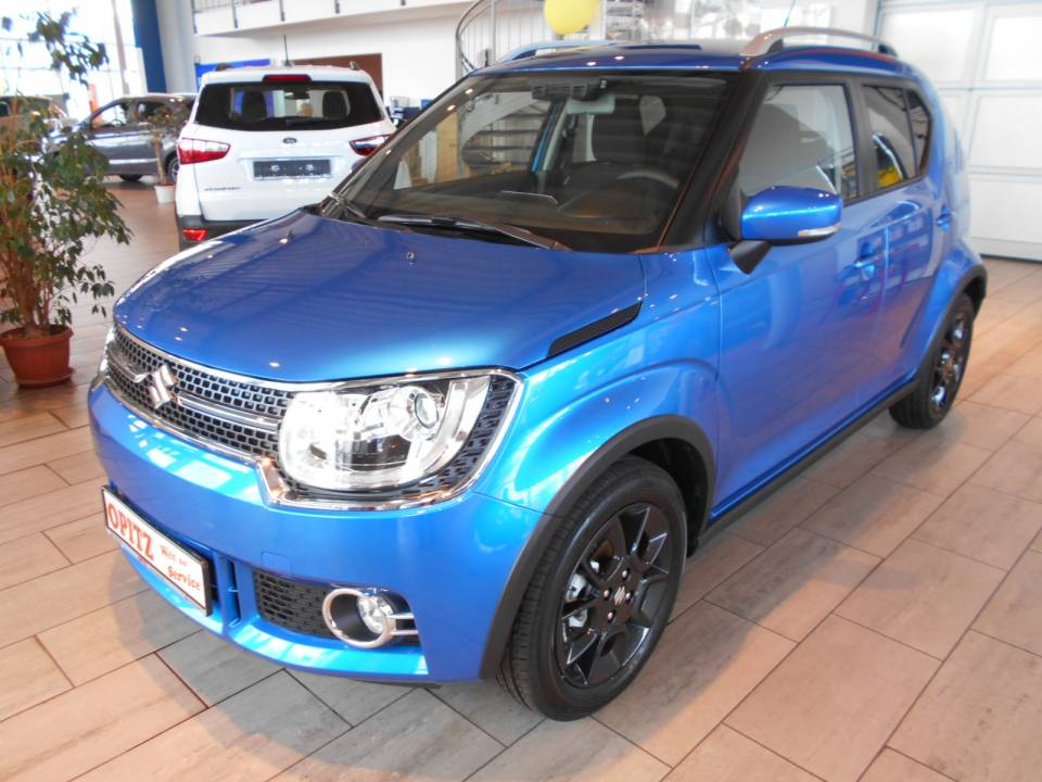 Suzuki Ignis | Bj.2020 | 3519km | 14.540 €