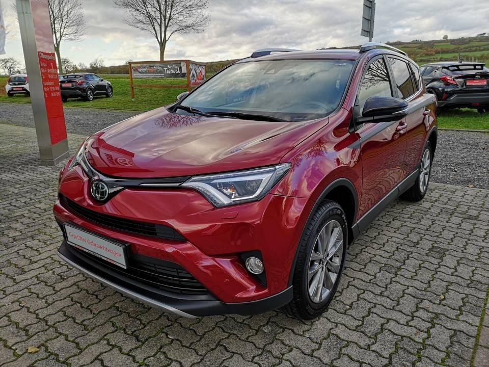 Toyota RAV4 | Bj.2018 | 18183km | 22.990 €