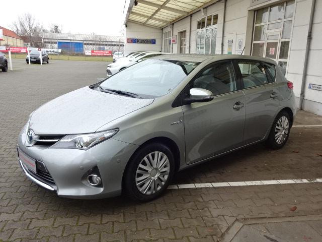 Toyota Auris Hybrid | Bj.2013 | 132634km | 9.590 €