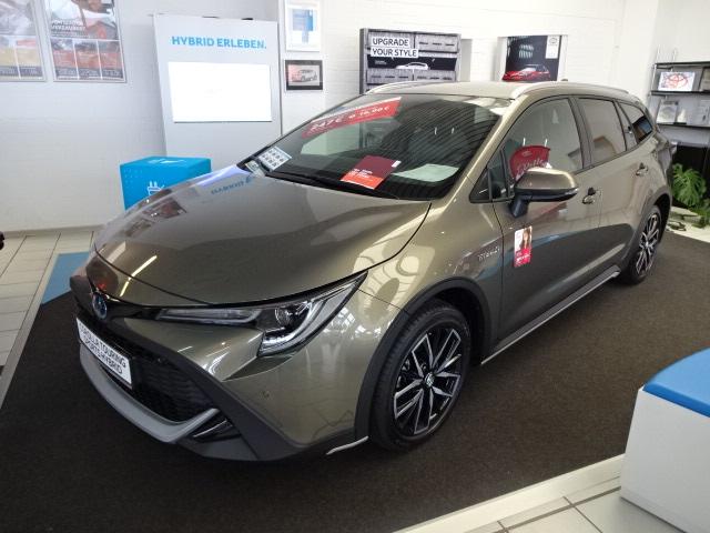 Toyota Corolla TS HSD | Bj.2020 | 9229km | 24.320 €