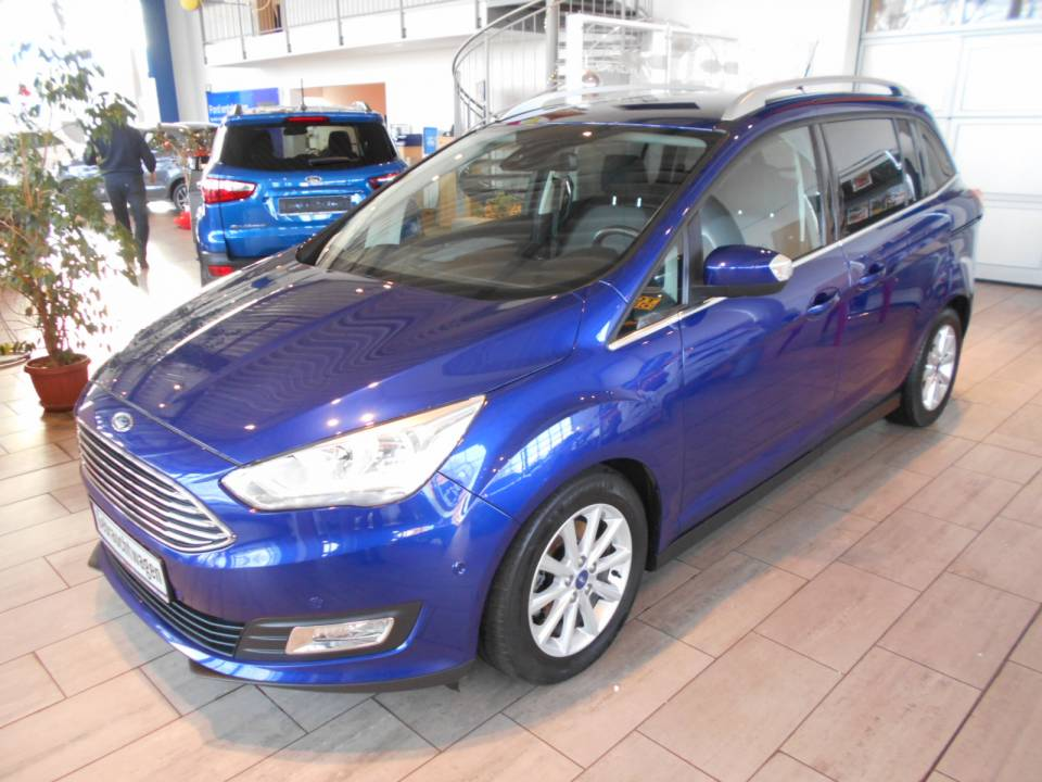 Ford Grand C-Max | Bj.2015 | 47602km | 15.980 €
