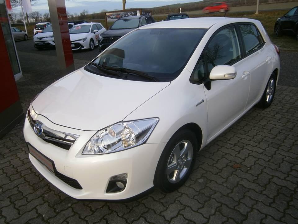 Toyota Auris Hybrid | Bj.2012 | 54224km | 10.990 €