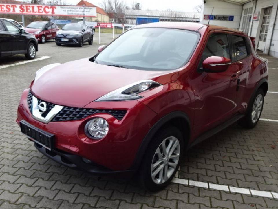 Nissan Juke | Bj.2015 | 40857km | 11.990 €