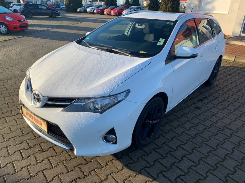 Toyota Auris TS | Bj.2014 | 127864km | 8.950 €