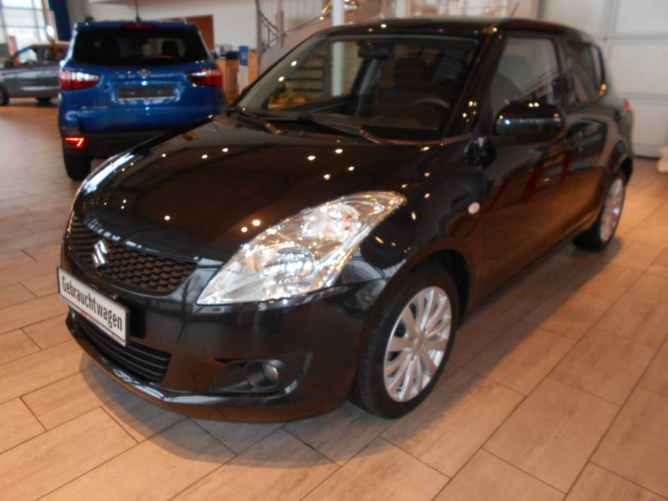 Suzuki Swift | Bj.2014 | 66528km | 8.190 €