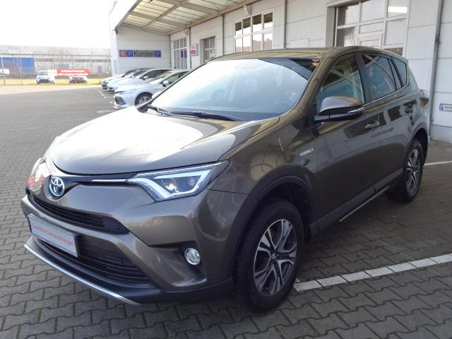 Toyota RAV 4 Hybrid | Bj.2016 | 39957km | 24.490 €