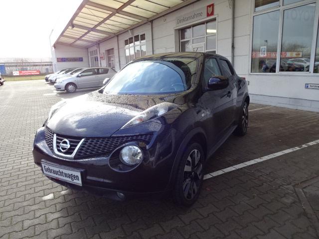Nissan Juke | Bj.2014 | 66233km | 10.560 €