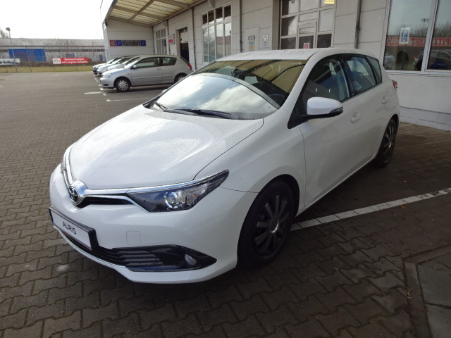 Toyota Auris | Bj.2017 | 17300km | 15.040 €