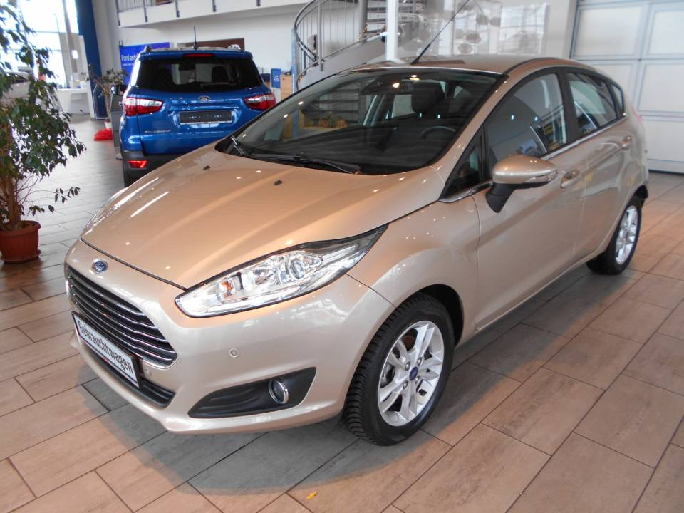 Ford Fiesta | Bj.2017 | 34395km | 10.120 €