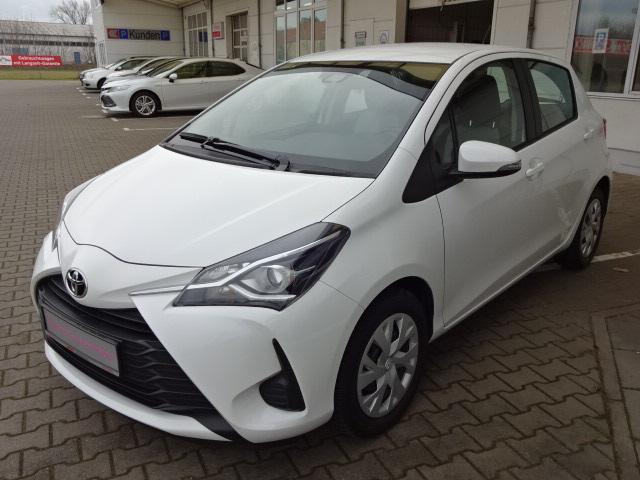 Toyota Yaris | Bj.2017 | 23469km | 10.590 €