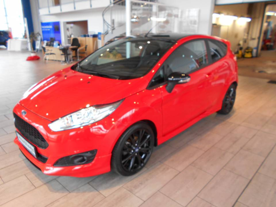 Ford Fiesta | Bj.2016 | 31456km | 10.450 €