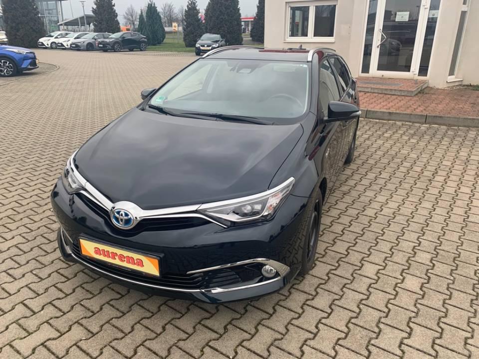 Toyota Auris TS Hybrid | Bj.2017 | 22631km | 18.990 €