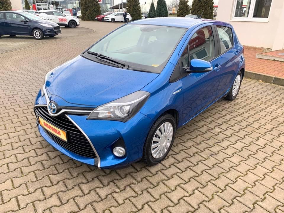 Toyota Yaris Hybrid | Bj.2015 | 23627km | 12.990 €