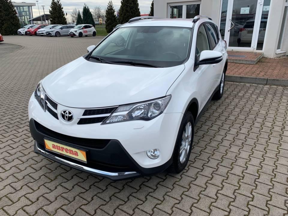 Toyota RAV4 | Bj.2014 | 62300km | 17.590 €