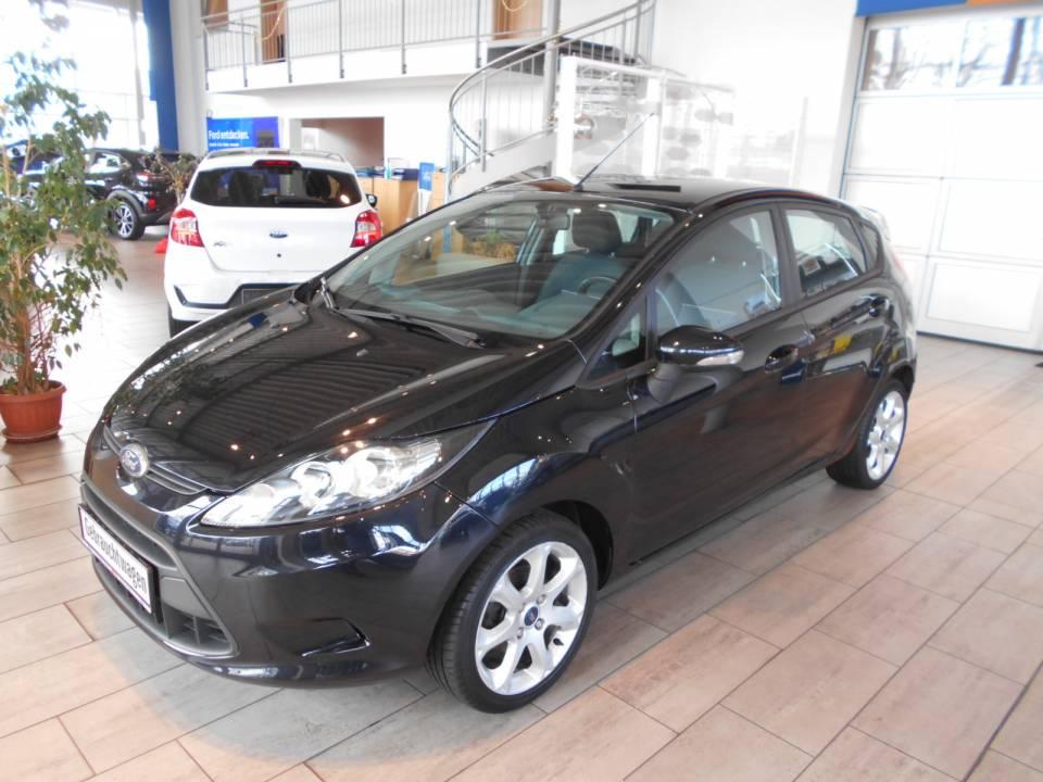 Ford Fiesta | Bj.2011 | 86625km | 6.150 €
