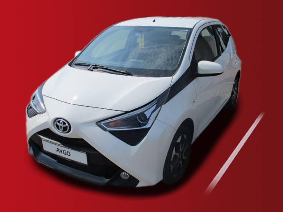 Toyota AYGO | Bj.2020 | 2974km | 11.990 €