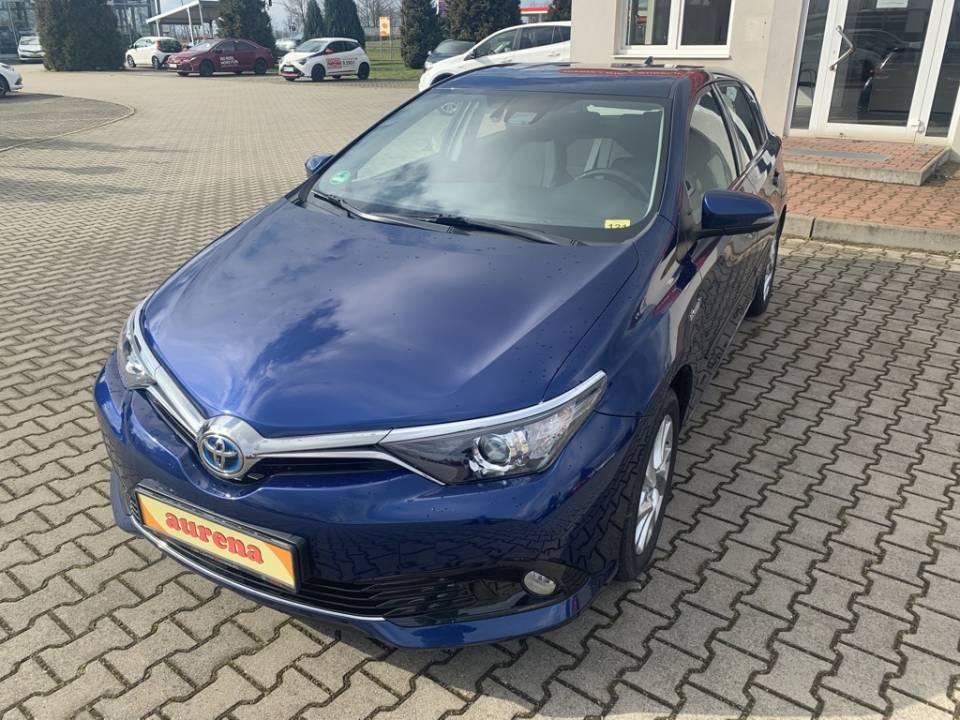 Toyota Auris Hybrid | Bj.2016 | 28600km | 15.890 €
