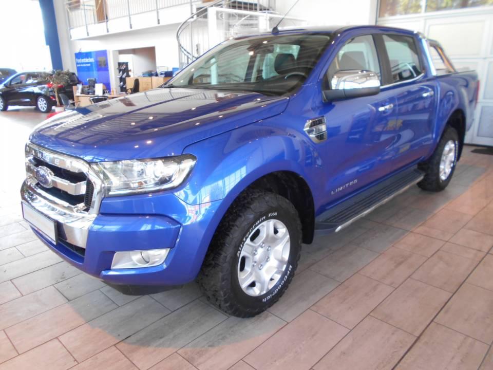 Ford Ranger | Bj.2016 | 95710km | 23.980 €