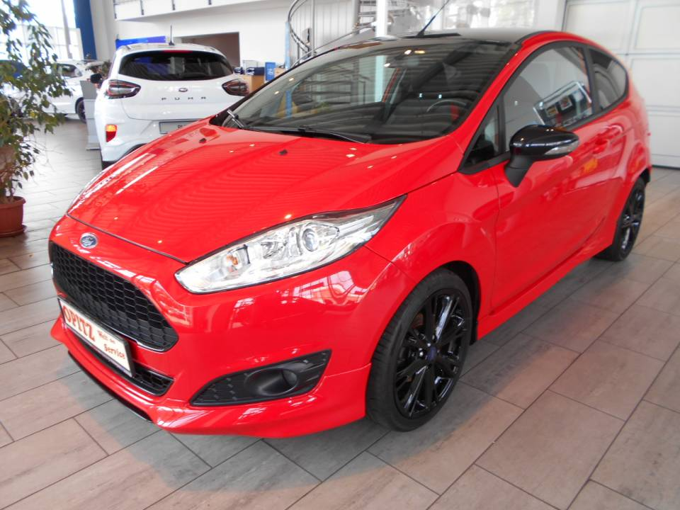Ford Fiesta | Bj.2016 | 30833km | 10.490 €