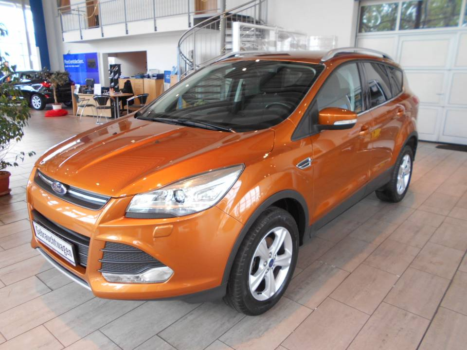 Ford Kuga | Bj.2016 | 43522km | 16.150 €
