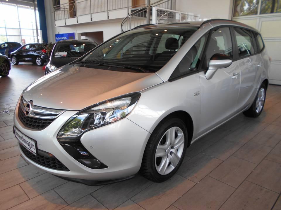 Opel Zafira | Bj.2016 | 44091km | 13.980 €