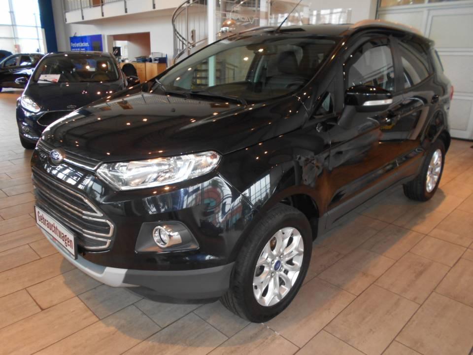 Ford EcoSport | Bj.2015 | 39663km | 10.950 €