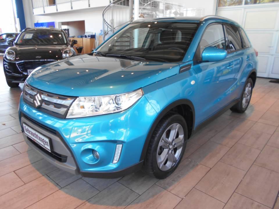 Suzuki Vitara | Bj.2015 | 87166km | 10.895 €