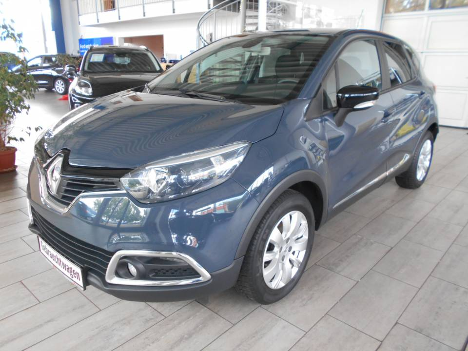 Renault Captur | Bj.2015 | 75490km | 8.950 €