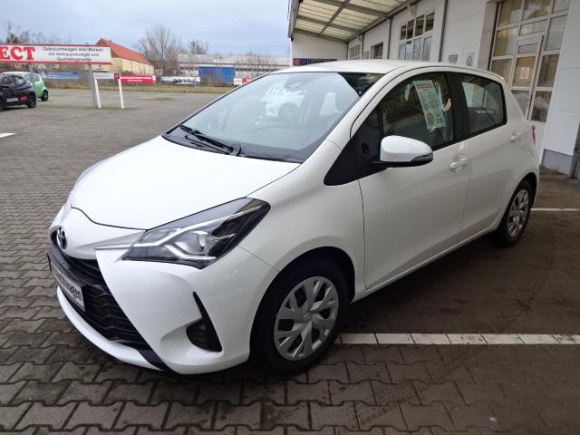 Toyota Yaris | Bj.2019 | 14379km | 10.500 €