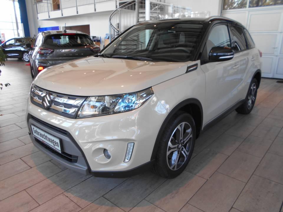 Suzuki Vitara | Bj.2016 | 20475km | 15.450 €
