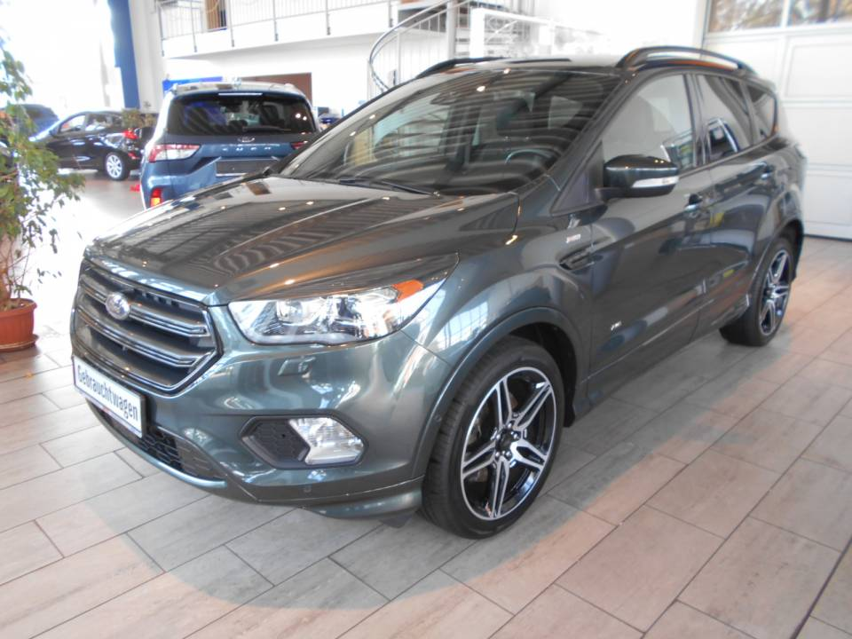 Ford Kuga | Bj.2016 | 46143km | 22.790 €