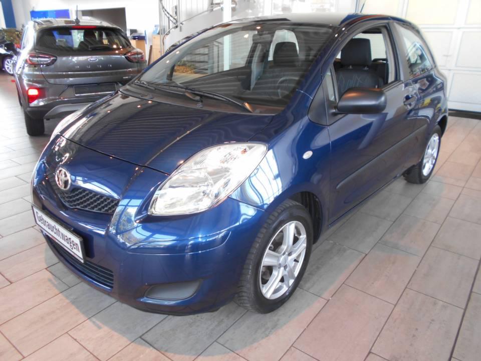 Toyota Yaris | Bj.2010 | 44539km | 4.990 €