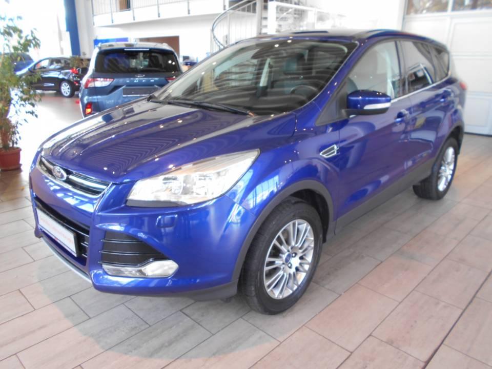 Ford Kuga | Bj.2014 | 52373km | 14.980 €