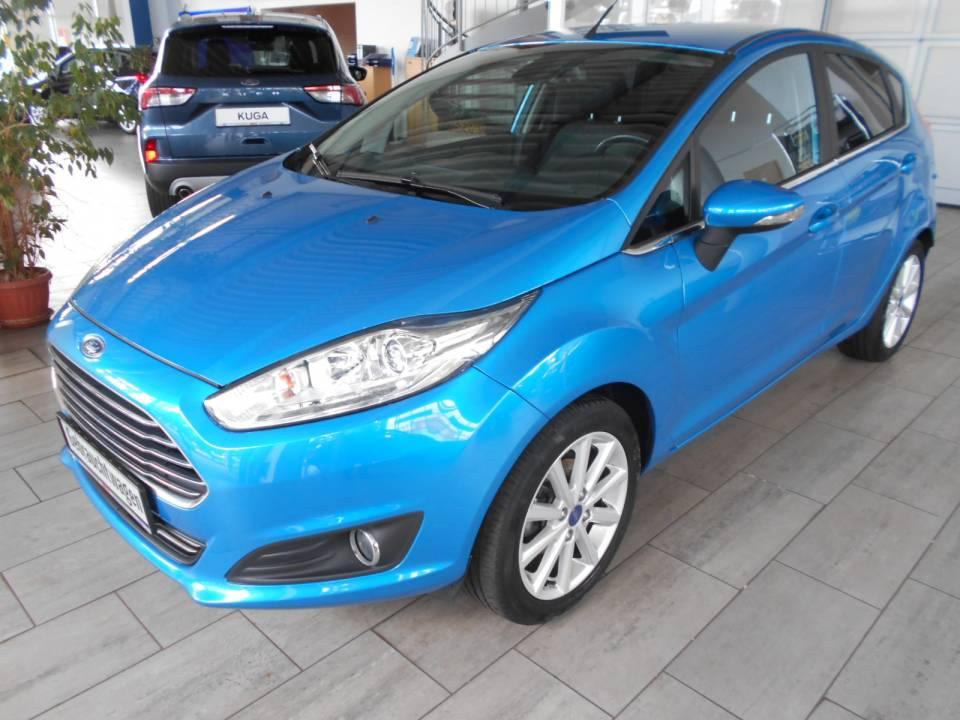Ford Fiesta | Bj.2015 | 32256km | 8.980 €