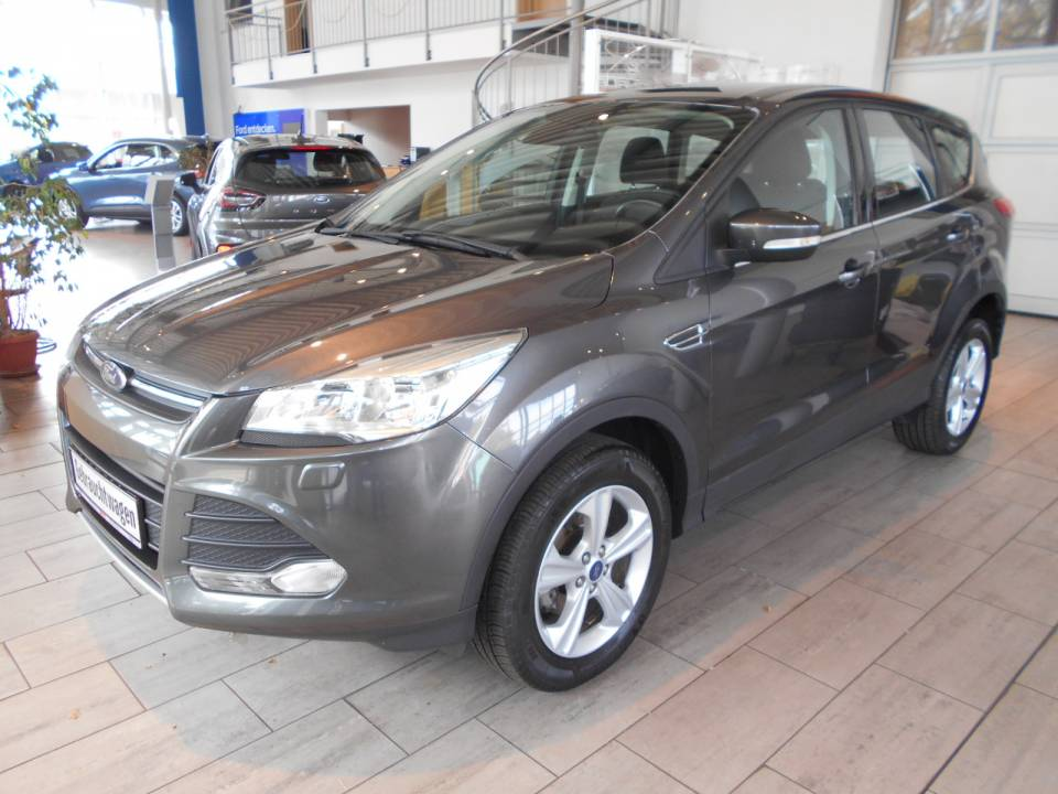 Ford Kuga | Bj.2016 | 32422km | 13.495 €